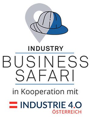 Business Safari INDUSTRY powered by Industrie 4.0 Österreich