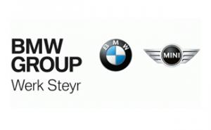 Logo BMW Group Werk Steyr