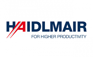 Logo Haidlmair for higher productivity